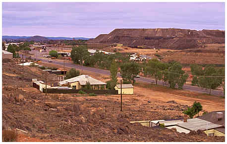 Broken Hill - New South Wales - Australia
